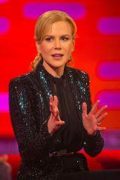 Nicole Kidman - Filming for