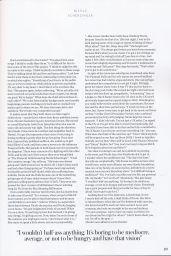 Nicole Scherzinger - Instyle Magazine (UK) October 2014 Issue