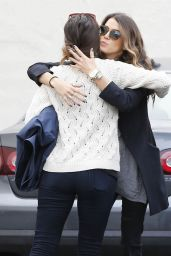 Nikki Reed - Out in Los Angeles - November 2014