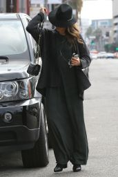 Nikki Reed Street Fashion - Out in Los Angeles - November 2014