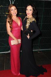 Nikki Sanderson - 2014 RTS Awards in Manchester