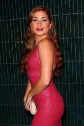 Nikki Sanderson - 2014 RTS Awards in Manchester