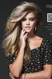 Nina Agdal - Marie Claire Magazine (Latin America) - October 2014 Issue