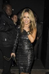 Ola Jordan - NOW Magazine Christmas Party in London - November 2014