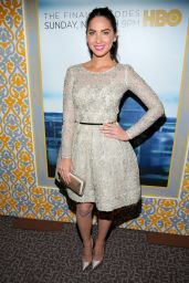 Olivia Munn – HBO's 'Newsroom' Season 3 Premiere in Hollywood