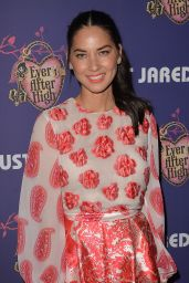 Olivia Munn – Just Jared's Homecoming Dance presented by Ever After High, November 2014
