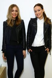 Olivia Wilde - Conscious Commerce + Birchbox Collaboration Celebration in New York City