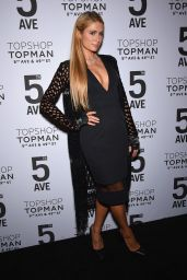 Paris Hilton – Topshop Topman New York City Flagship Opening Dinner