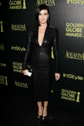 Paz Vega – HFPA and InStyle's Celebration of the 2015 Golden Globe Award Season in West Hollywood