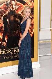 Peyton R. List – 'The Hunger Games: Mockingjay Part 1′ Premiere in Los Angeles