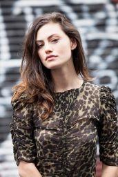 Phoebe Tonkin - Photoshoot for The Daily Telegraph Magazine (Australia) - 2014
