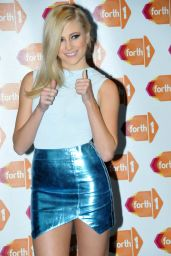 Pixie Lott - 2014 Radio Forth Awards in Scottland