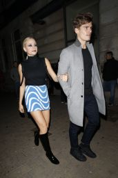 Pixie Lott Night Out Style - at Rumours Nightclub in Blackpool - November 2014