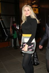Pixie Lott - SushiSama 2014 Party in London
