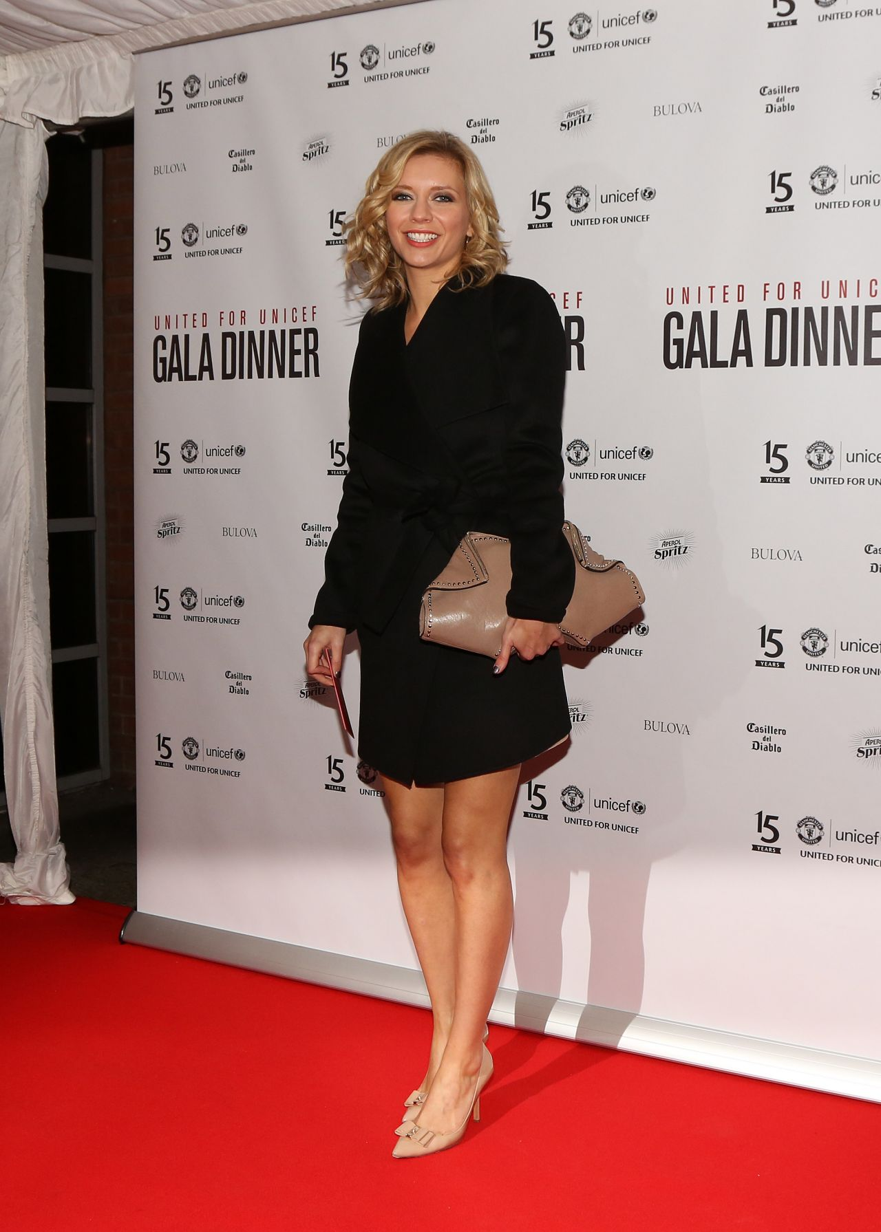 Rachel Riley United For Unicef Gala Dinner At Old