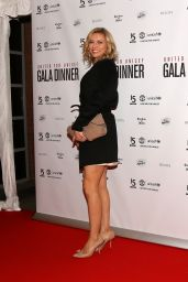 Rachel Riley - United for Unicef Gala Dinner at Old Trafford in Manchester