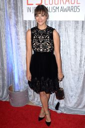 Rashida Jones - 2014 IWMF Courage in Journalism Awards in Beverly Hills