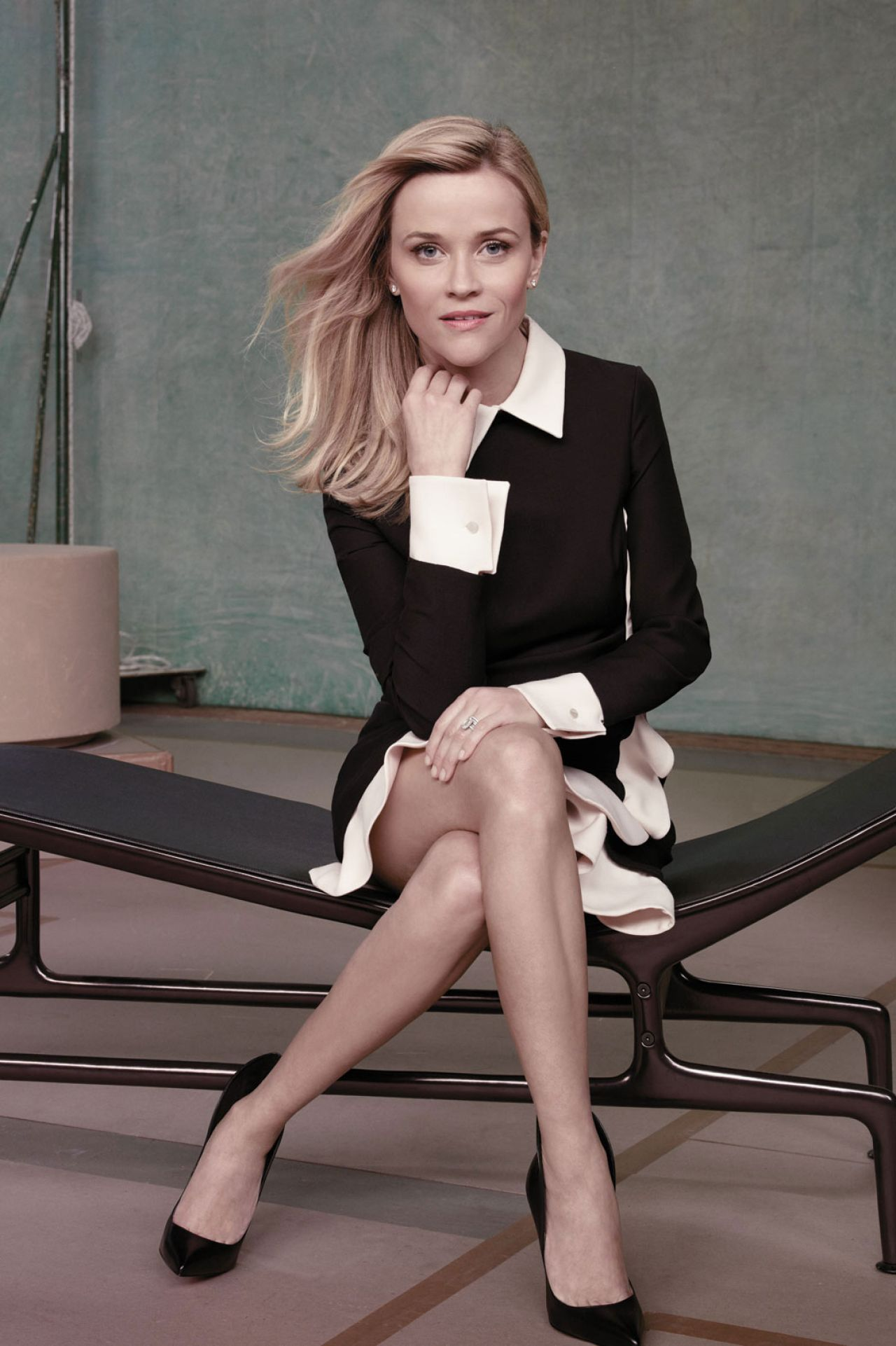 Reese Witherspoon – The Hollywood Reporter Magazine, November 2014