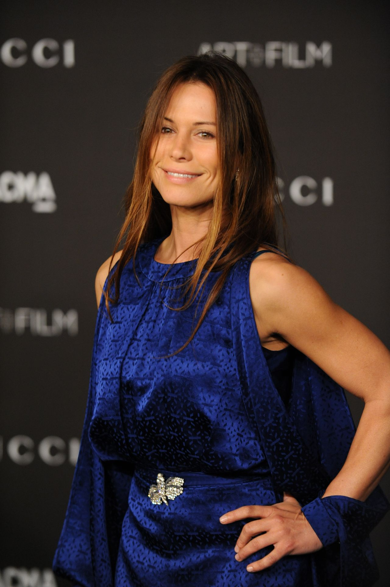 Rhona Mitra 2014 Lacma Art Film Gala In Los Angeles