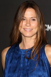 Rhona Mitra - 2014 LACMA Art + Film Gala in Los Angeles