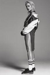 Rita Ora - Photoshoot for Elle Magazine Korea November 2014