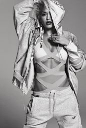 Rita Ora - Photoshoot for Elle Magazine Korea November 2014