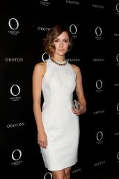 Rose Byrne - Celebrates Being the New Face of Oroton in Sydney - November 2014