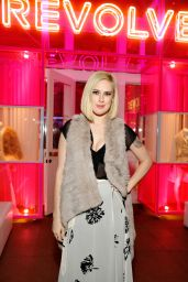 Rumer Willis – REVOLVE Pop-Up Launch Party in Los Angeles