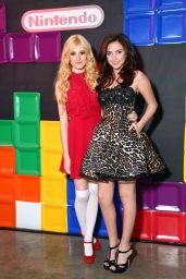 Ryan Newman at Katherine McNamara