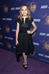 Sabrina Carpenter – Just Jared's Homecoming Dance presented by Ever After High, November 2014