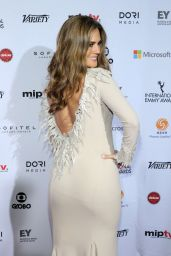 Sabrina Seara -  2014 International Academy of Television Arts & Sciences Emmy Awards in New York City