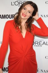 Saffron Burrows – 2014 Glamour Women Of The Year Awards in New York City