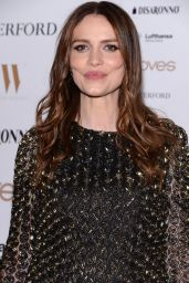 Saffron Burrows - Moves 2014 Power Women Gala in New York City