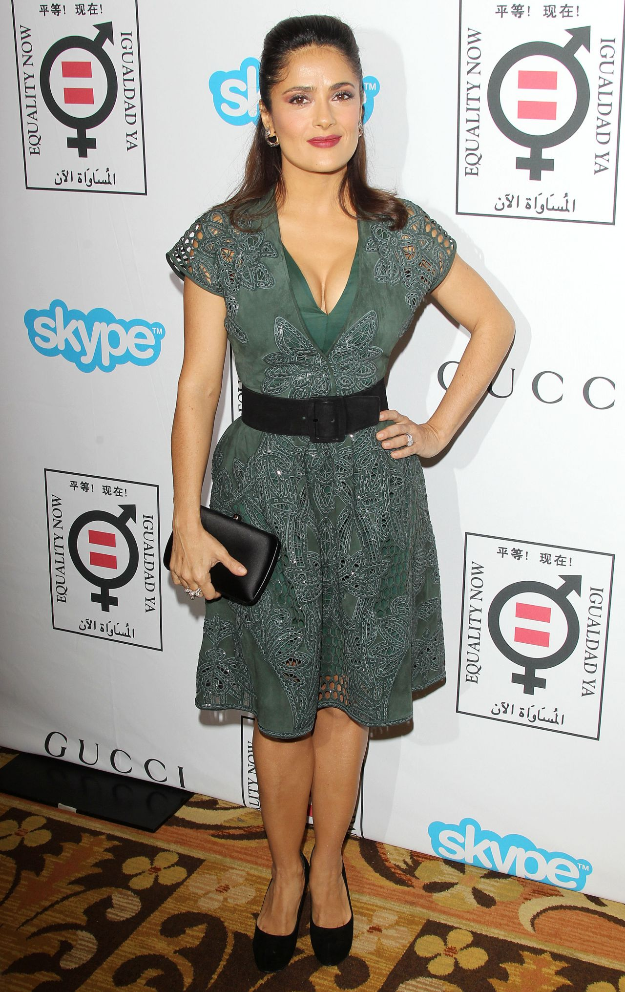 Salma Hayek - Equality Nows Make Equality Reality Event -3244
