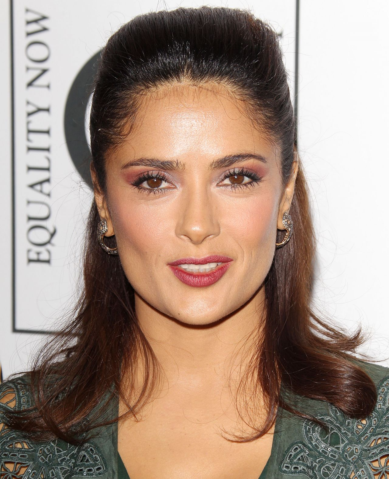 Salma Hayek Equality Now S Make Equality Reality Event
