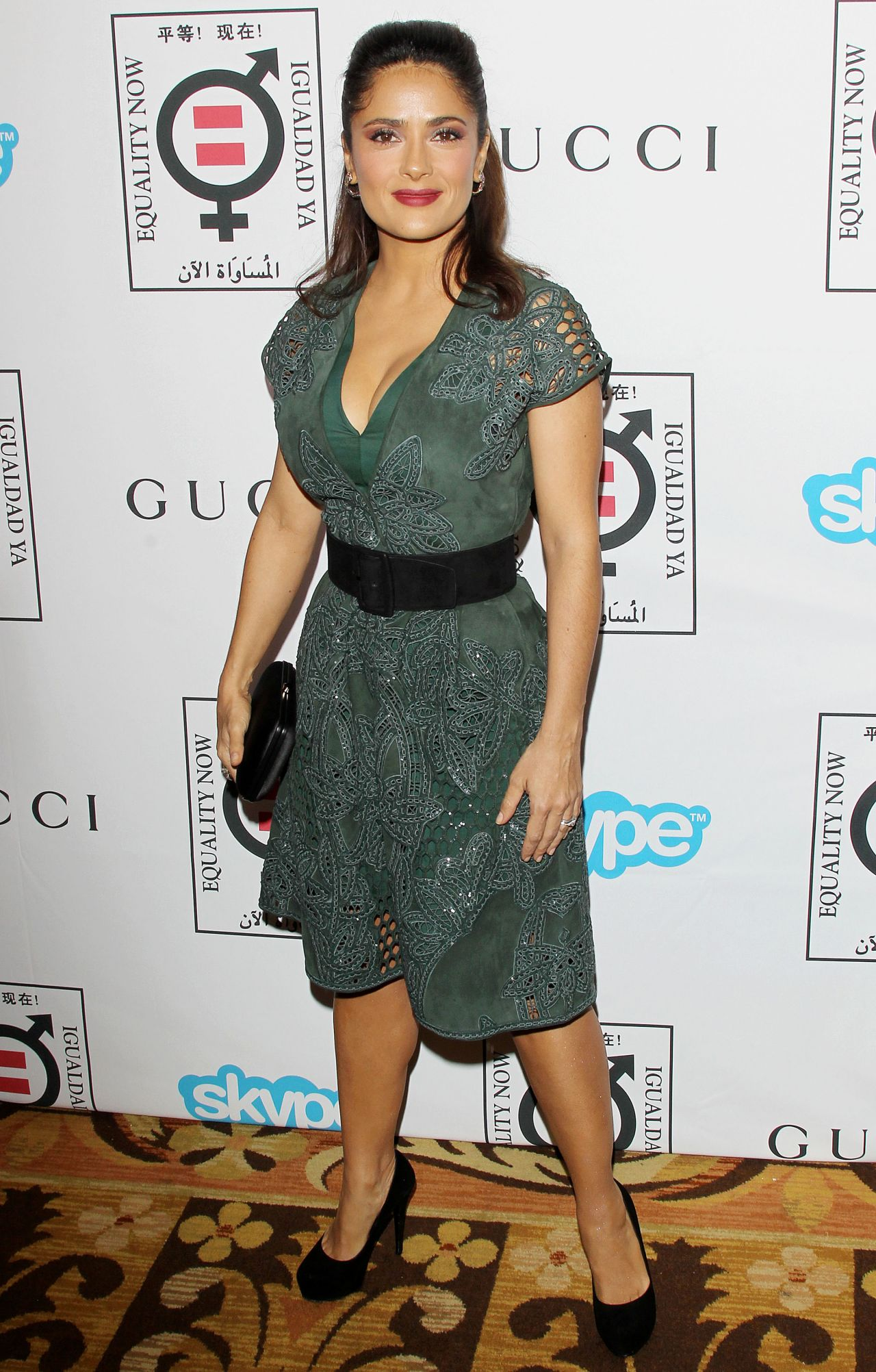 Salma Hayek - Equality Nows Make Equality Reality Event -1535