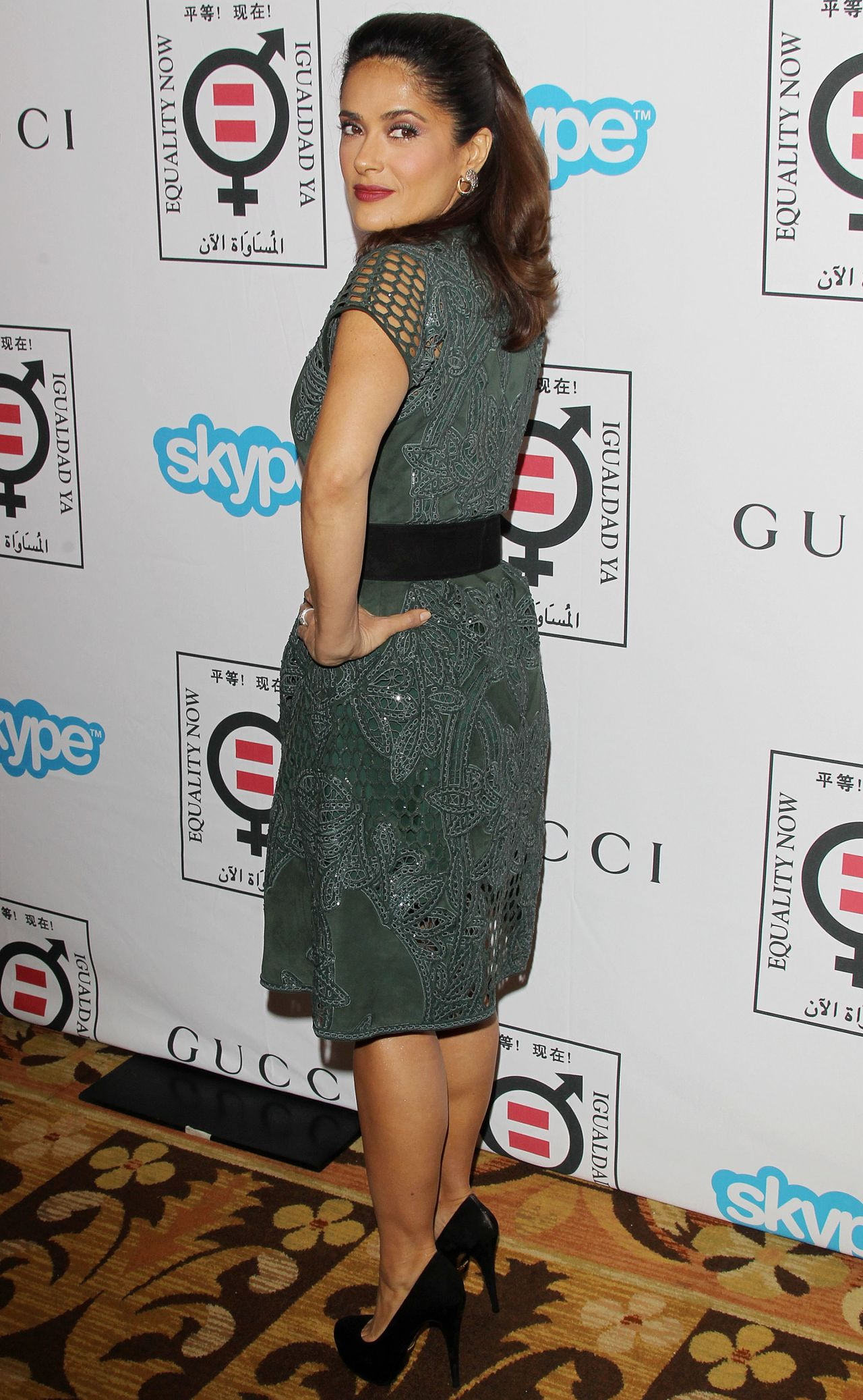 Salma Hayek - Equality Nows Make Equality Reality Event -8294