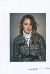 Saoirse Ronan - Wonderland Magazine September/October 2014 Cover & Photos