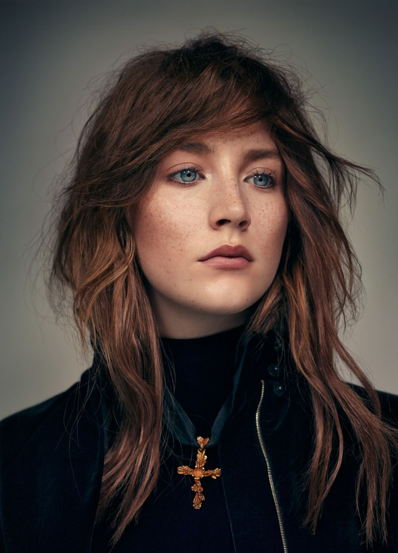 Saoirse Ronan – Wonderland Magazine September/October 2014 Cover ...
