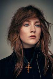 Saoirse Ronan - Wonderland Magazine September/October 2014 Cover & Photos