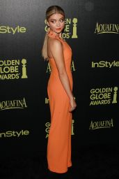 Sarah Hyland – HFPA and InStyle's Celebration of the 2015 Golden Globe Award Season in West Hollywood (Part II)