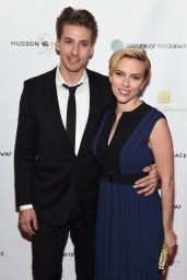 Scarlett Johansson - Champions of Rockaway Hurricane Sandy Fundraiser in New York City - November 2014