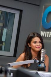 Selena Gomez On Air With Ryan Seacrest - November 2014