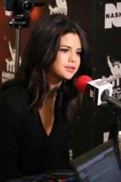 Selena Gomez - Red Carpet Radio Presented by Westwood One in Los Angeles, Nov. 2014