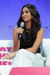 Shay Mitchell - Cosmopolitan Fun Fearless Life Conference in New York City