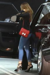 Sofia Vergara Booty in Jeans - Out in West Hollywood, November 2014