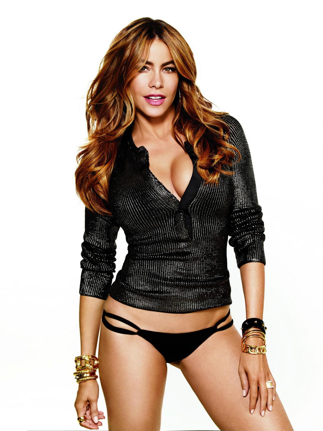 Sofia Vergara - Shape Magazine November 2014 Issue