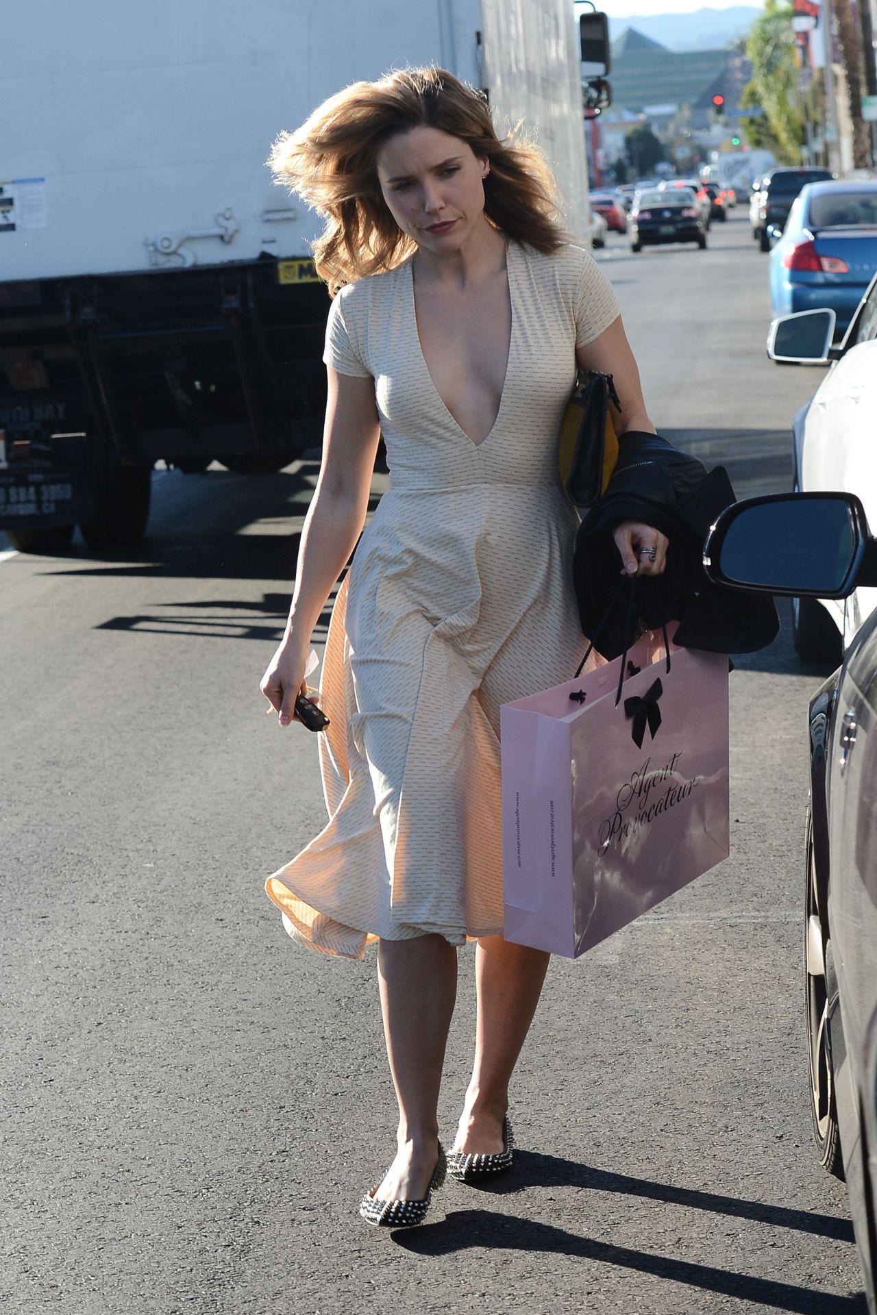 Sophia Bush Style Out In Los Angeles November 2014