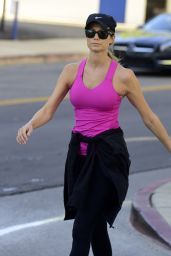 Stacy Keibler - Out in the Hollywood Hills - November 2014