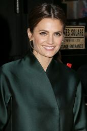 Stana Katic - Leaving